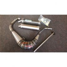 Aprilia RS50 2006 - 2013 Arrow Street Exhaust System
